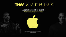 It's bigger than hip hop! Meet a new way to enjoy the Apple event – TNW x Genius Featured Image