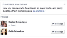 Facebook is going to make it hard to avoid your annoying friends' terrible parties Featured Image