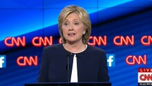 Hillary Clinton thinks Snowden broke the law and should 'face the music'
