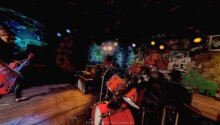 Rock Band is getting an Oculus Rift VR release next year