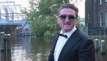 It's illegal to wakeboard Amsterdam's canals – unless you're Casey Neistat Featured Image
