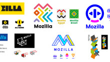 Mozilla open-sourced its logo redesign, and here are the finalists Featured Image
