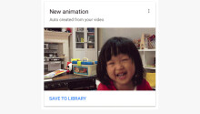 Google Photos now creates shareable GIFs from your videos