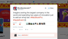 The best Twitter reactions about Apple's new MacBook launch