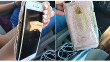 Apple is 'looking into' the viral video showing iPhone 7 burst into smoke