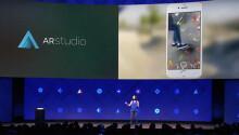 Facebook's AR Studio will make augmented reality mainstream