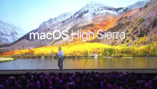 Apple's latest version of MacOS is called 'High Sierra'