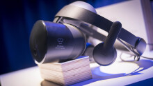 Samsung's new Odyssey VR headset might be better than the Oculus Rift