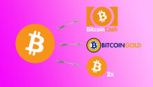 The ultimate plain-English guide to Bitcoin forks Featured Image