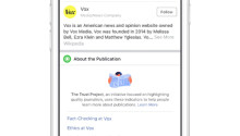 Trust Indicators let you know more about a publisher on Facebook Featured Image