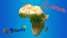 October in Africa: Airbnb, taxi wars, and pay-as-you-go solar