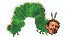 This never-ending caterpillar will make your Facebook friends hate you Featured Image