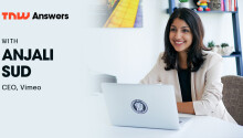 Vimeo's CEO Anjali Sud will take your questions now please