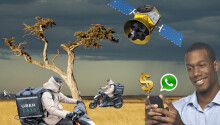 May in Africa: WhatsApp tax, Kenyan satellites, and UberEATS Featured Image