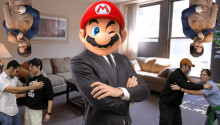 Nintendo wants you to play with your friends
