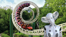 An AI that 'hears' machine failure might soon be used for roller coasters