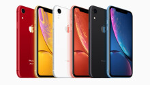 Apple reveals the iPhone Xr, a colorful and cheaper flagship