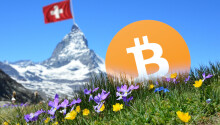 Swiss blockchain startups can now handle up to $100M – just like banks