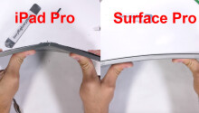 Does the new iPad Pro have a 'bendgate' problem?