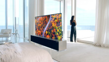 LG's amazing roll-up TV is now the real deal, and it goes on sale this spring