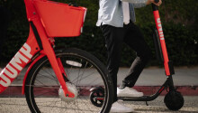 Uber is now working on self-driving scooters and bicycles
