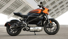 Harley-Davidson debuts its all-electric 'LiveWire' motorcycle at CES