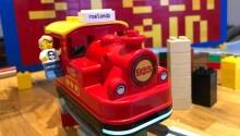 Dutch hacker puts his kid's LEGO train on the blockchain