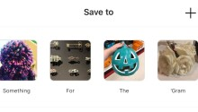 How to use Instagram collections like a makeshift Pinterest