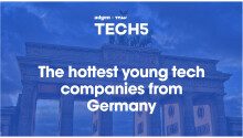 Here are the 5 hottest startups in Germany