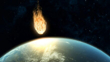 Asteroid-powered volcanoes killed the dinosaurs, scientists say