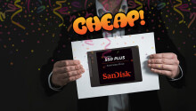 CHEAP: This 1TB Sandisk laptop SSD is at its lowest price yet