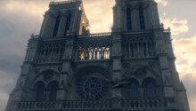 Explore Notre-Dame in this 360 video from Ubisoft's VR experience