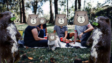 A cryptocurrency debunker's quixotic quest to save endangered marmots with an emoji