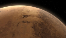 Recently discovered 'salty lakes' on Mars could be teeming with alien life