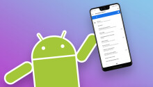How to access Android's hidden developer options