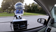 This tablet on a stick isn't RoboCop, but it's a smart solution to risky traffic stops