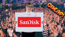 CHEAP: Savor this abundance of succulent SanDisk storage savings