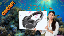 CHEAP: Sennheiser's PXC 550 noise-canceling headphones have 34% off