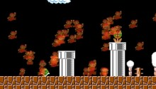 A Super Mario battle royale should not be this addictive