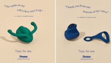 A sex toy company is suing the MTA over censorship of its NYC subway ads