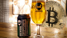 You can now buy shares in this brewery using cryptocurrency