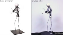 Watch: Disney's new anti-vibration tech maps CGI movements onto actual robots
