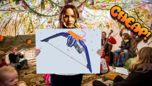 CHEAP: Live your 'Hunger Games' fantasies with a kickass Nerf Bow for only $24