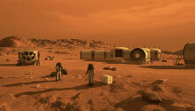 We shouldn't colonize Mars without knowing if aliens were there before us