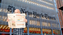 The New York Times wants to fight fake news using blockchain – good luck to it