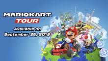 Mario Kart Tour arrives on your phone September 25