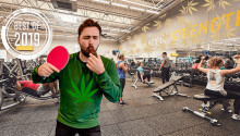 [Best of 2019] I tried getting chill and swole (chwole?) with CBD-infused protein bars
