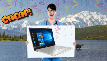 CHEAP: Pinch me, I can't believe there's $790 off this HP Pavilion 15z laptop