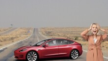 Half-a-million Teslas could be recalled after sudden acceleration complaints [Update]