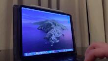 Redditor repurposes a broken MacBook Pro into a neat iPad-Mac hybrid